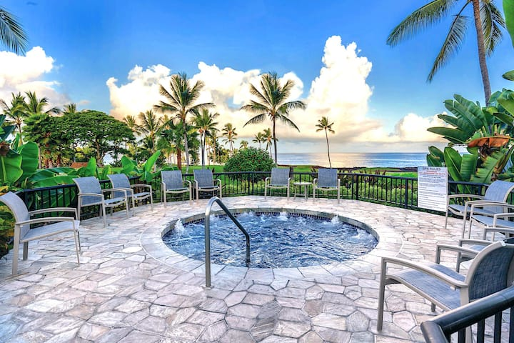 1 Bedroom Suite along the spectacular Kona Coast!