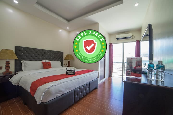 248 RedDoorz Plus @ Balibago Angeles City