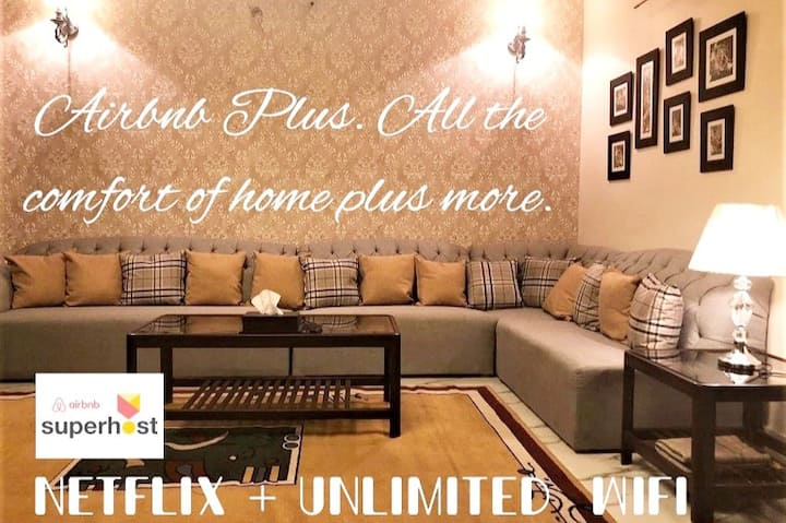 2BR Modern Furnished House, Bahria Town Lahore