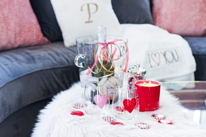Priscilla's Homestead/Valentine's & NASCAR Await!