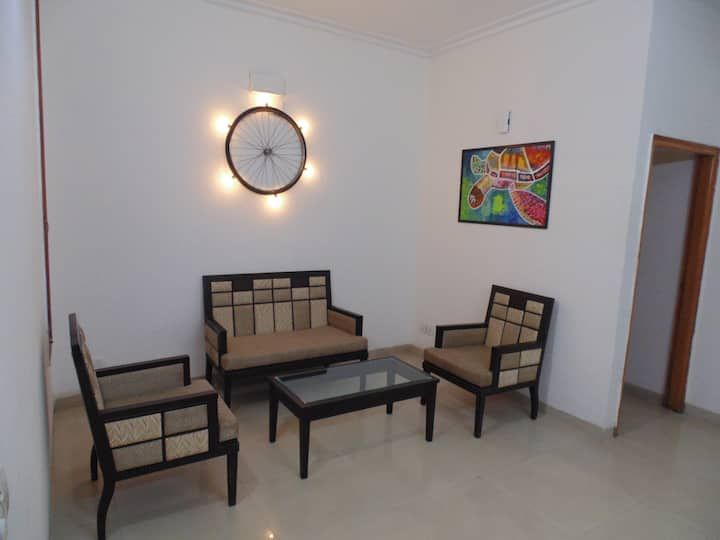 3 Bedroom Service Apartment at Coli Spaces