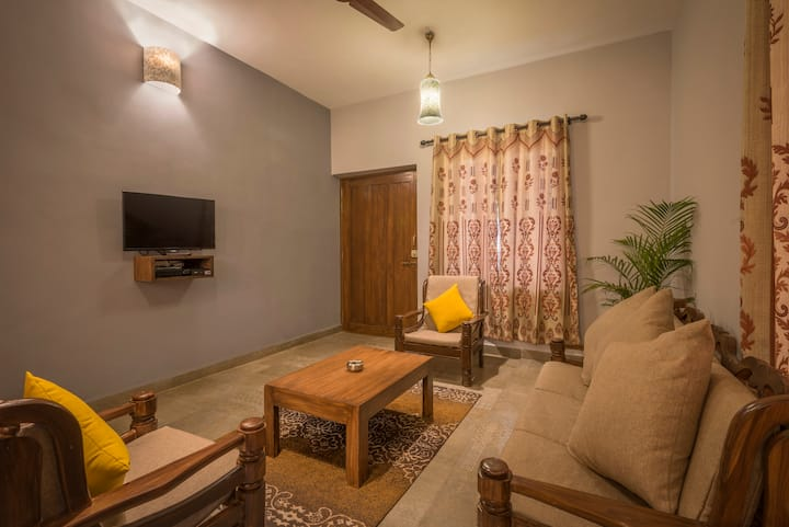 Holiday Apartment In Calangute Goa 1
