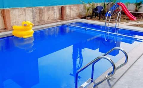 Ivy SilverHill Villa - 3BHK, Lonavala (Pvt Pool)