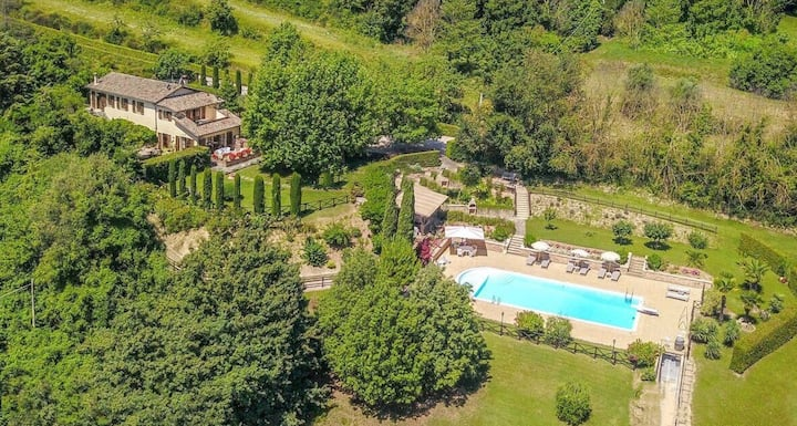 Villa Balducci a beautiful holiday home in Umbria