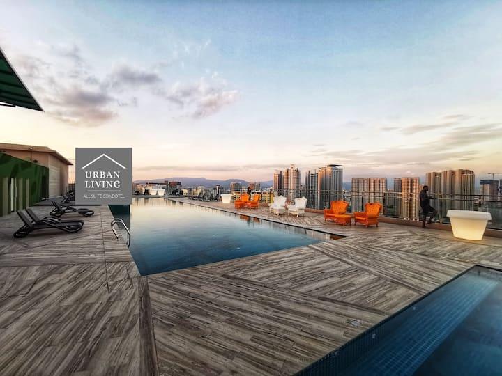 【Urban Hive】Premium Suite at Hartamas & Mont Kiara
