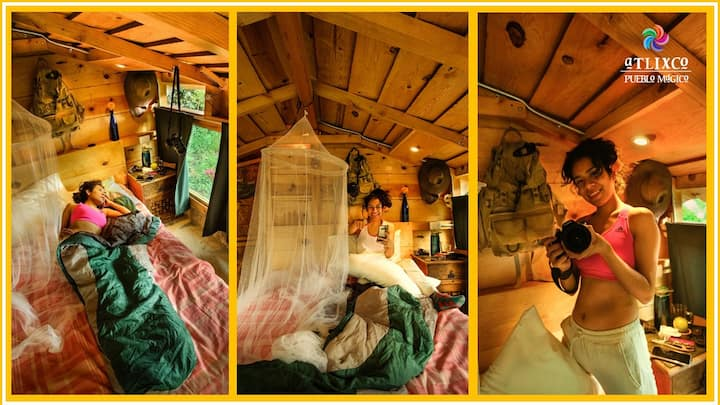 Hostal Rural la Huerta contamos con 5 habitaciones