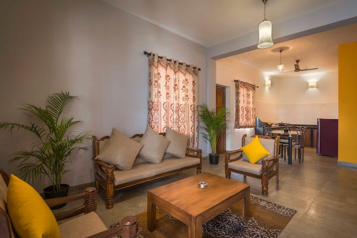 Holiday Apartment In Calangute Goa 2