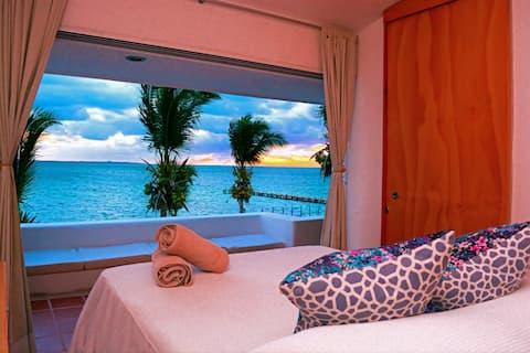 Majestic Oceanfront Terrace