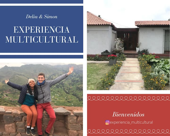 Experiencia Multicultural. Las Gardenias, Surco