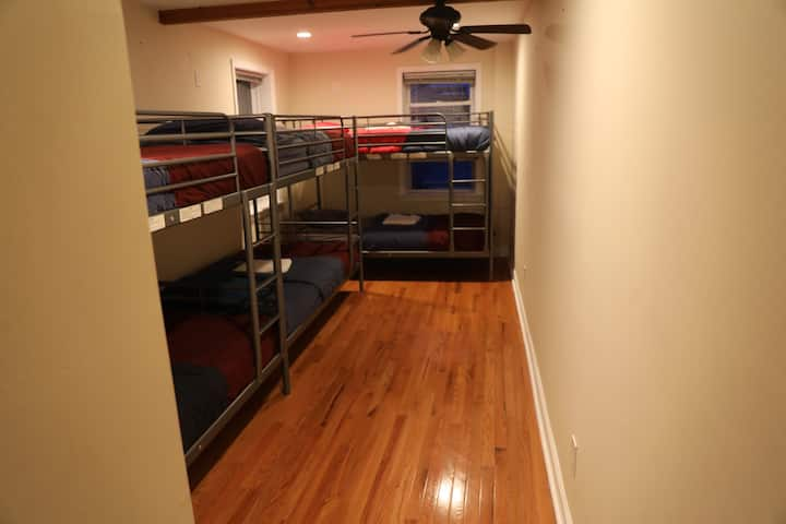 Duo Housing, 6 Bed Private Dorm