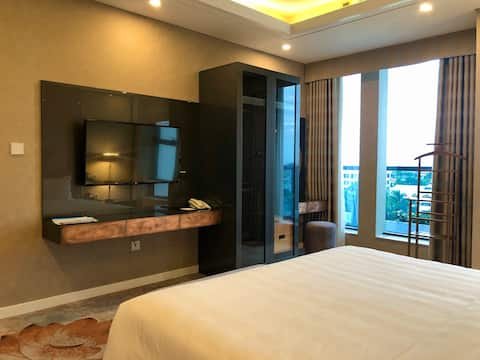 Junior Apartment- Purple Lotus - Hai Duong Central
