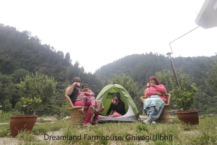 Dreamland( FARMHOUSE) GHIYAGI