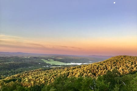 Mount Capelton's summit
