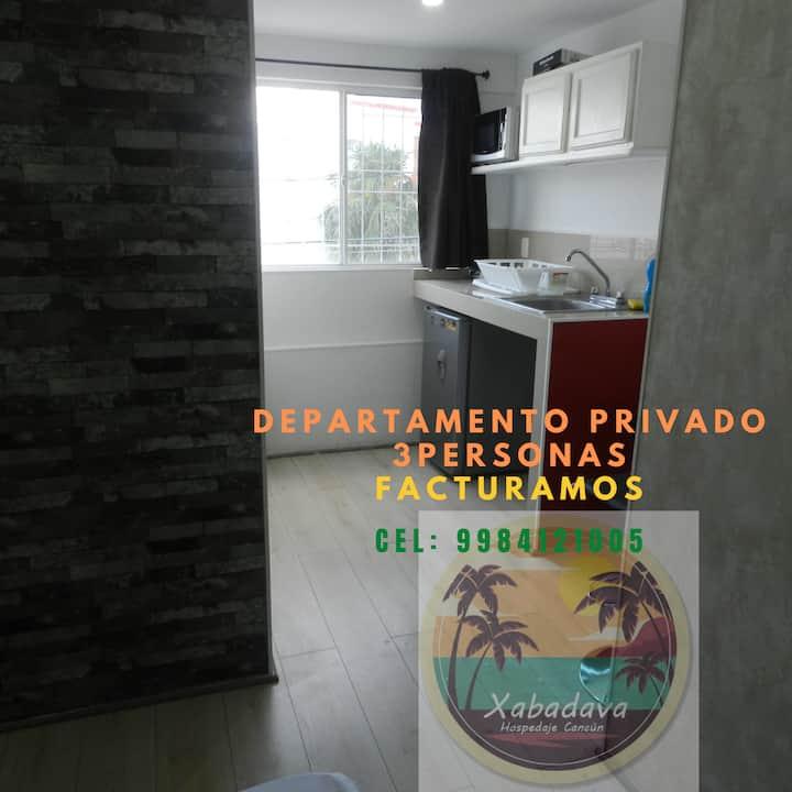 H-FACTURAMOS-Estudio Privado-A 14 min De Playas