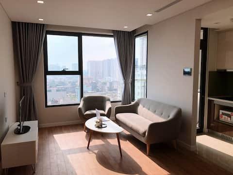 Luxury Apartment - 2BR✪The Legend✪Hanoi✪15th Floor