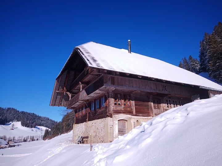 Antikes Ferien Haus