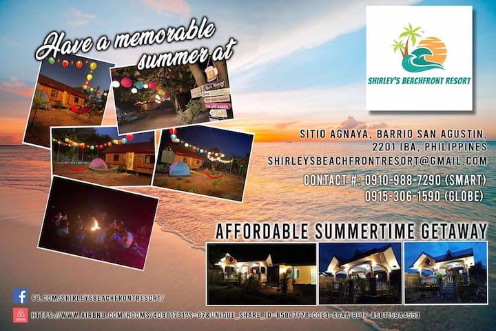 Shirley's BeachFront Resort