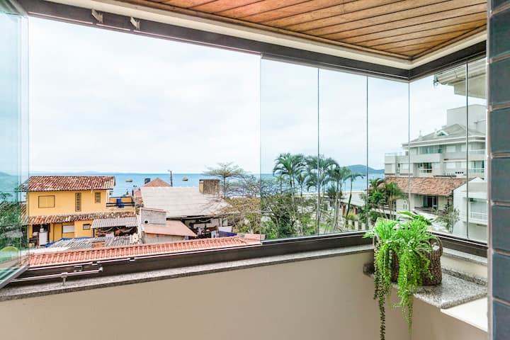 Apartamento a 50m do mar em Canasvieiras- Floripa