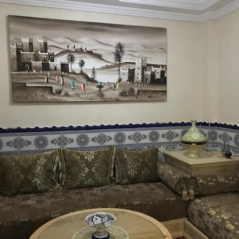 Private Apartment The Heart of Marrakech Old City