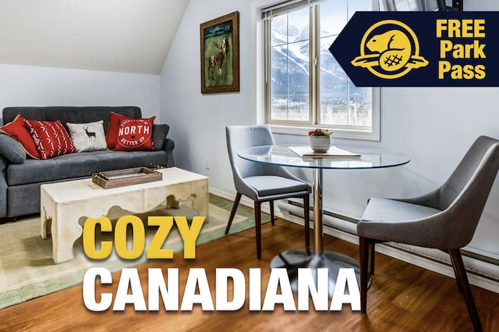 ❤Cozy Mountain View Condo Close to DT Canmore ❋❤