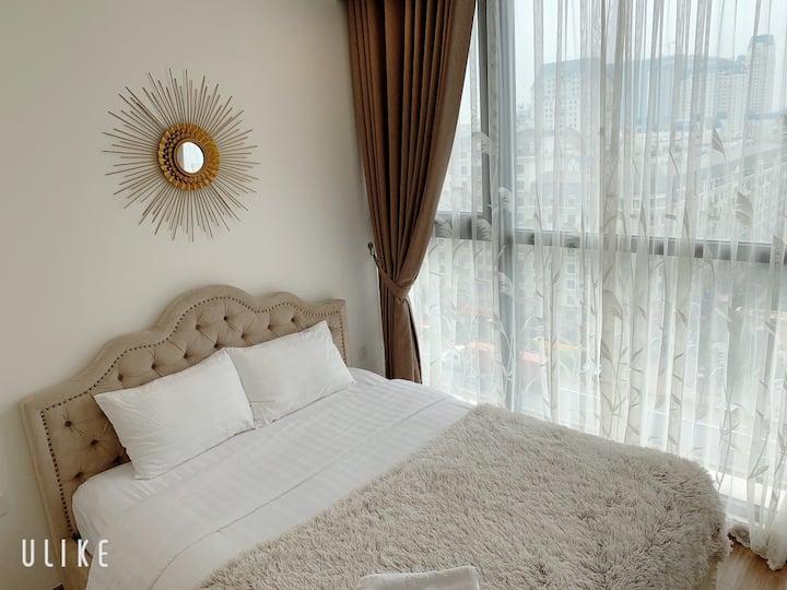[ROSEE HOUSE] ❤ SKYLAKE 2 BR~한국 동네~near Keangnam
