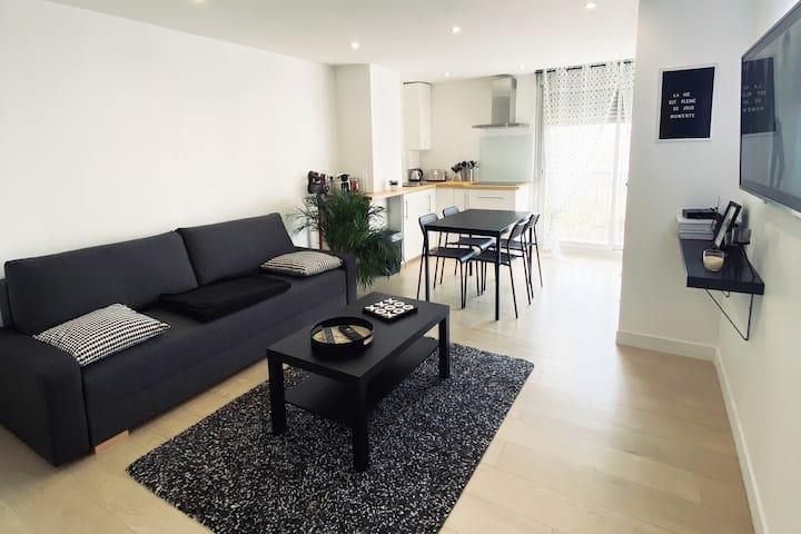 Appartement Les Falaises