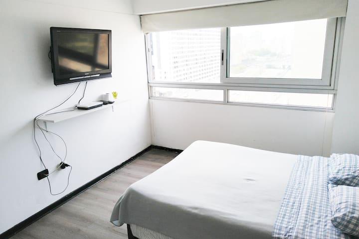 Habitacion en Moderno Apartamento en Miraflores