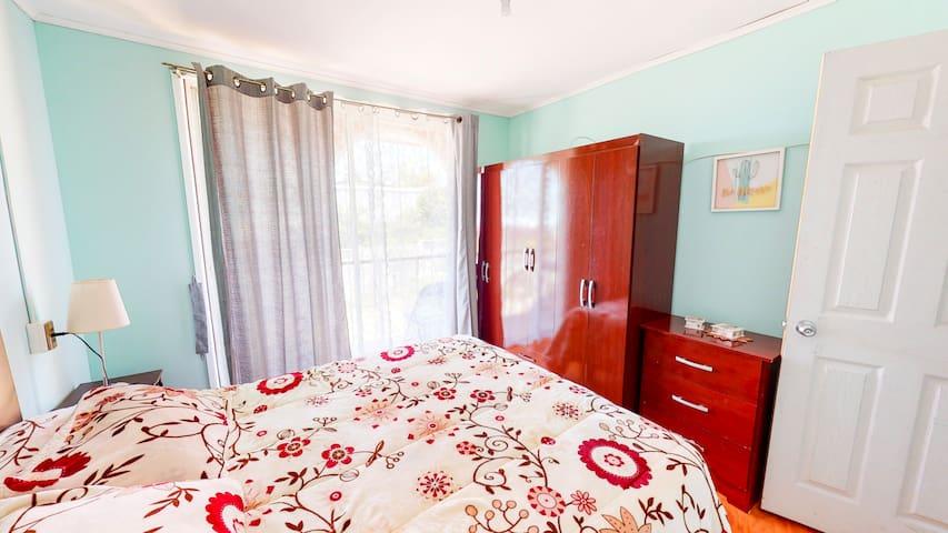 Dormitorio con Cama 2 plazas