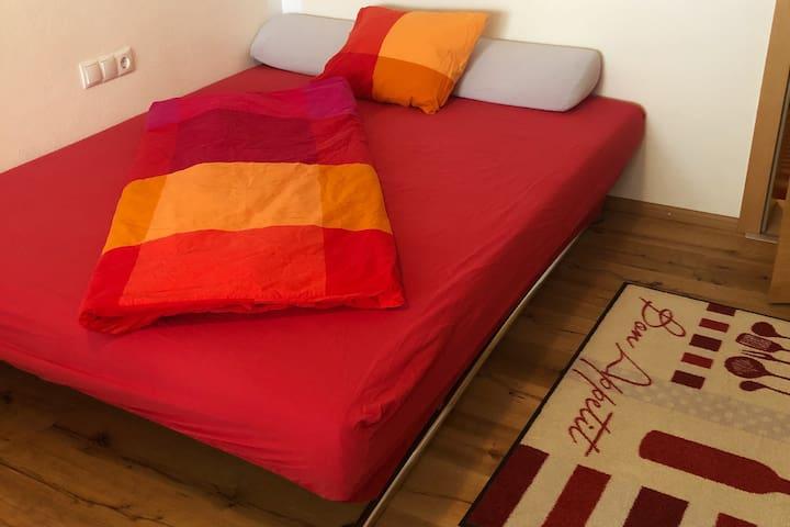 Schlafplätze in Wohnküche