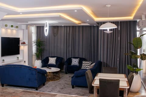 Obamila 99 - Exquisite 3 bed Apartment