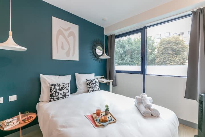 Tour Eiffel - Nicolo 22: cosy apartment for 2