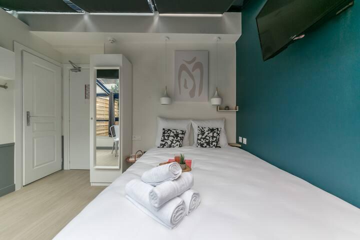 Tour Eiffel - Nicolo 25: cosy apartment for 2