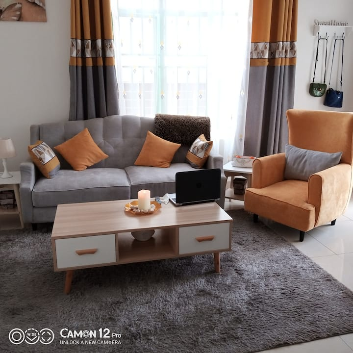 kabeza cozy apartment, a home away from home!
