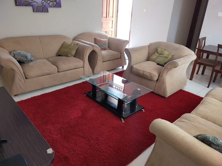 Secure penthouse in Kitengela with scenic views