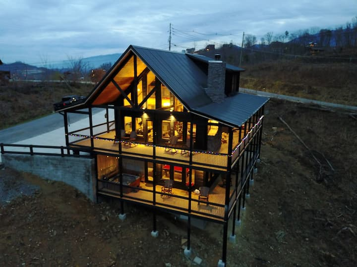 Pinecrest: Spectacular cabin in the best location