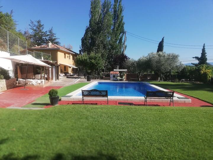 Villa Rioja Alavesa Juncalvera etxea