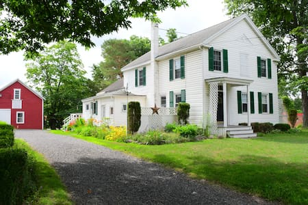Conveniently located private suite in Central NY