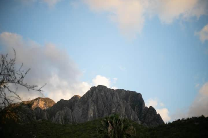 Lovely  Glamping  on el  Potrero Chico