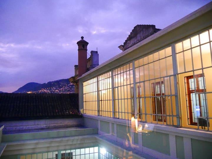 Apartamento 3-5pax Altillo de San Blas centro 60MB