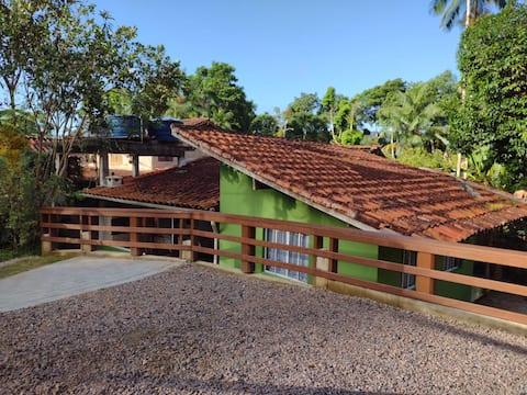 Casa de temporada no Itamambuca