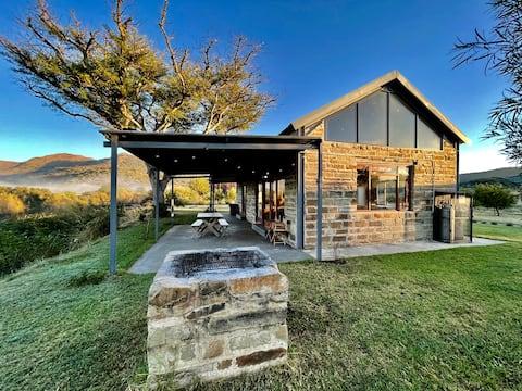Tugela River Lodge: River House