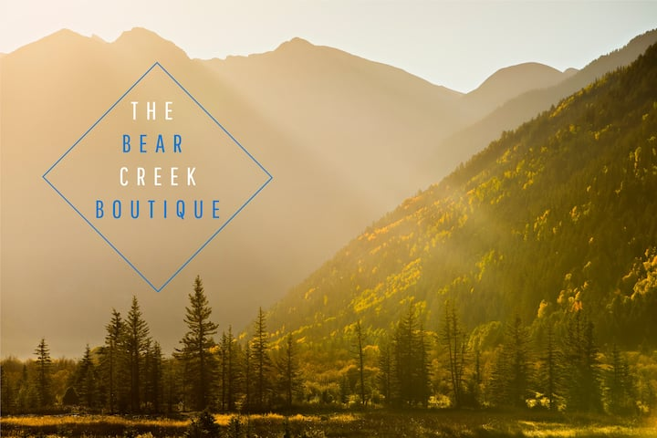Bear Creek Boutique: ALL of Telluride steps away!