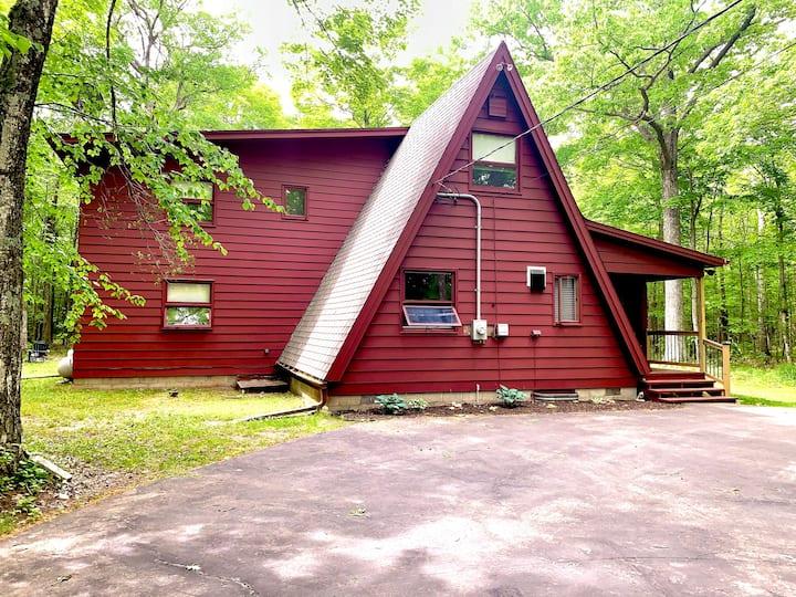 Beautiful Secluded Fish Creek 4BR Home, Sleeps 10