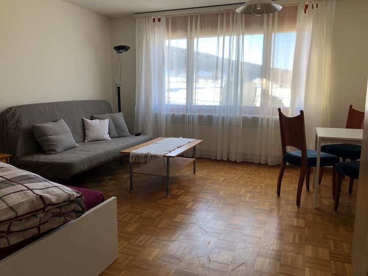 Einfache 1 Zimmerwohnung