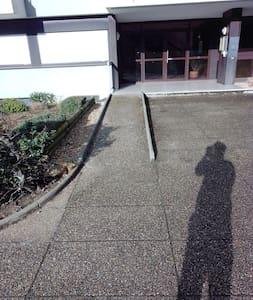 Percorso d'ingresso senza gradini