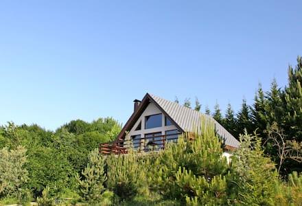 Köroğlu Dağları Manzaralı, Şömineli Dağ Evi #3