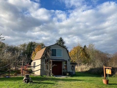 ガーデン小屋