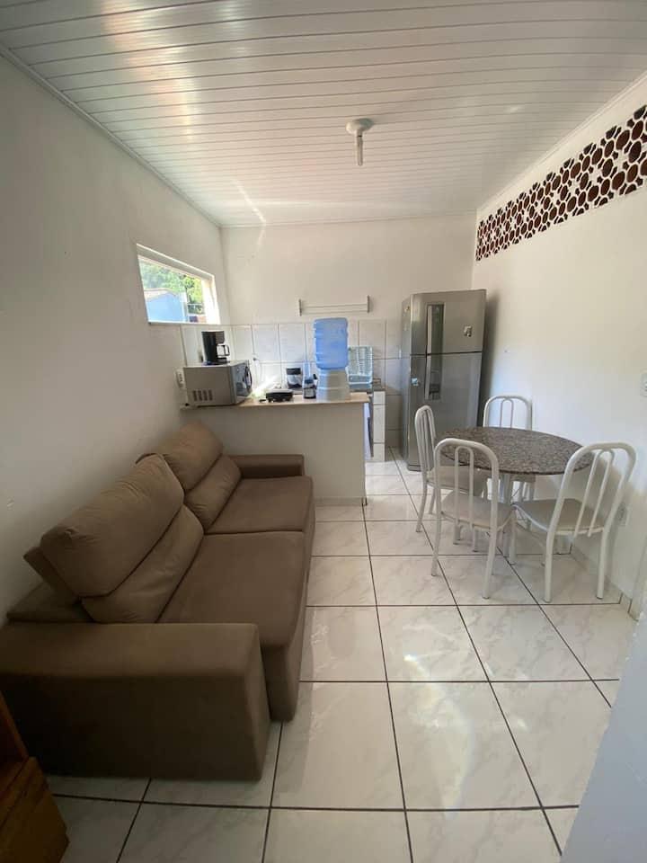 Apartamento Completo no Centro de Porto Seguro!