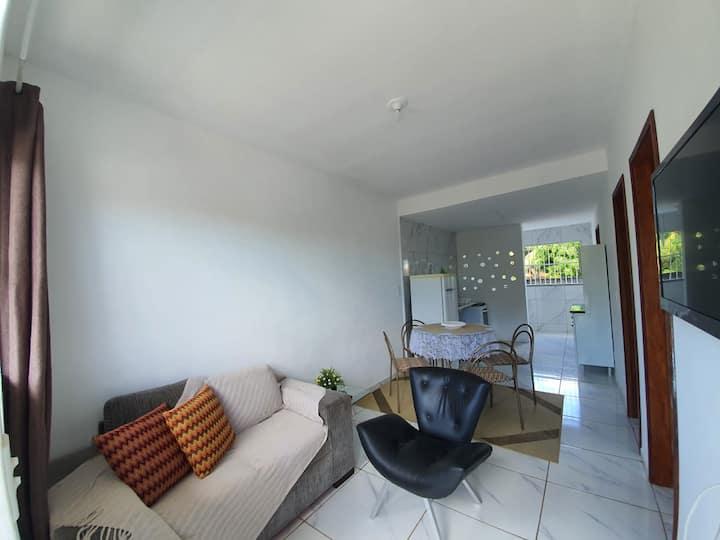 Ap 201 B.Residence. Segurança Conforto Preço bom