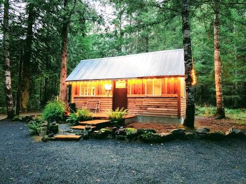 HappyTails - Sage Cabin - 1 mile to Mt. Rainier!